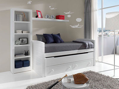 Muebles a medida cat logo dormitorios infantiles for Catalogo muebles infantiles